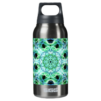 Ethereal Growth Mandala Insulated Water Bottle