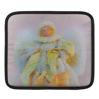 Ethereal Guardian Angel Sleeve For iPads