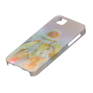 Ethereal Guardian Angel iPhone SE/5/5s Case