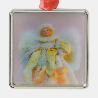 Ethereal Guardian Angel Ornament