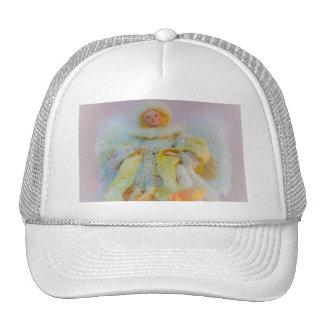 Ethereal Guardian Angel Trucker Hat