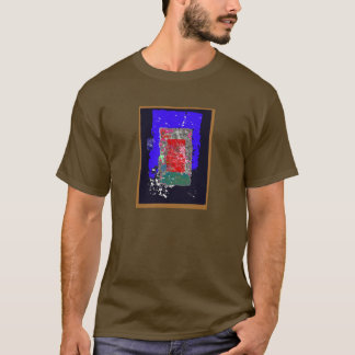 Ethereal Night Abstract T-Shirt