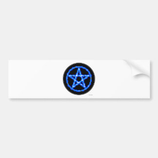 Ethereal Pentacle Bumper Sticker