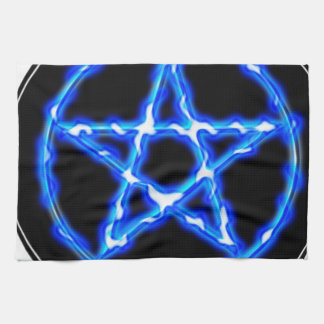 Ethereal Pentacle Kitchen Towels