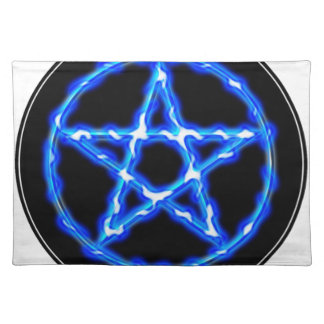 Ethereal Pentacle Placemat