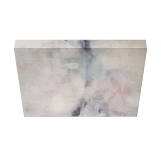 Ethereal Pink Canvas Print