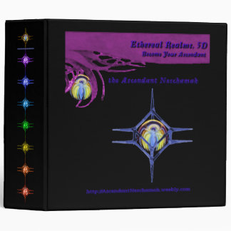 Ethereal Realms Multiverse Avery Binder