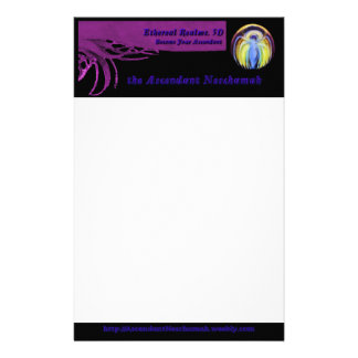 Ethereal Realms Stationery