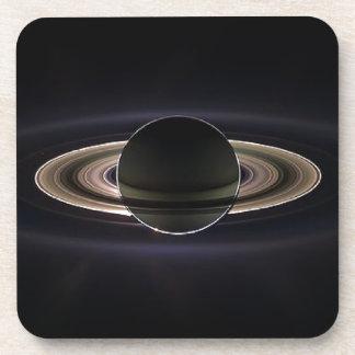 Ethereal Saturn` Coasters