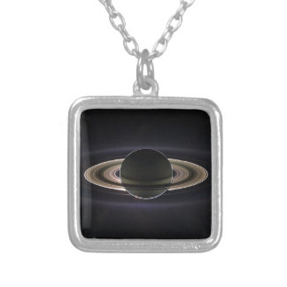 Ethereal Saturn` Necklaces