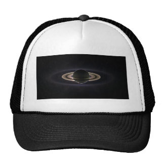 Ethereal Saturn` Trucker Hat