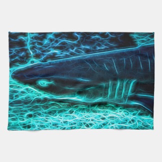 Ethereal Shark Towel
