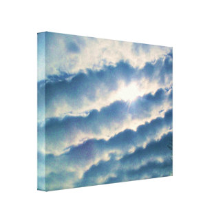 ETHEREAL SKY canvas
