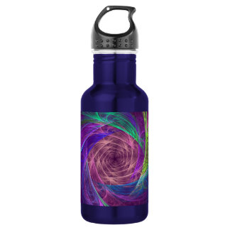 Ethereal Smoke Stainless Steel Water Bottle