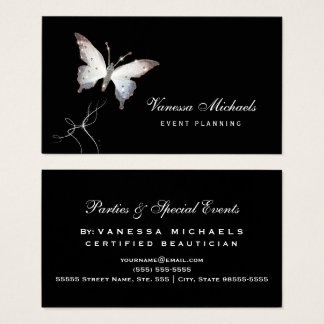 Butterfly Business Cards Templates Zazzle