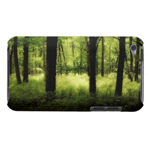 Ethereal Summer Woods iPod Touch Covers
