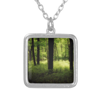 Ethereal Summer Woods Necklace