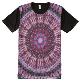 Ethereal Symbol Mandala All-Over-Print T-Shirt