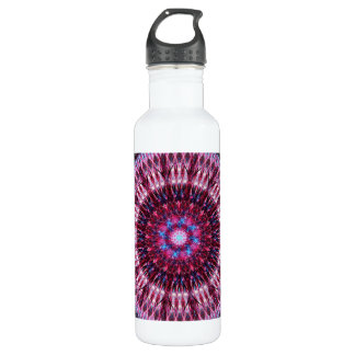 Ethereal Symbol Mandala Stainless Steel Water Bottle