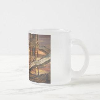 Ethereal towers mugs
