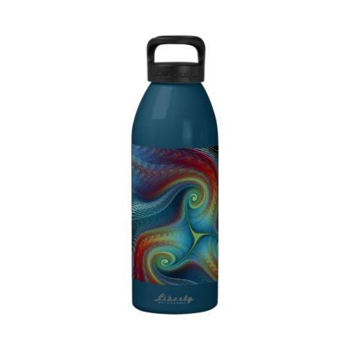 Ethereal veil Liberty Bottle Water Bottles