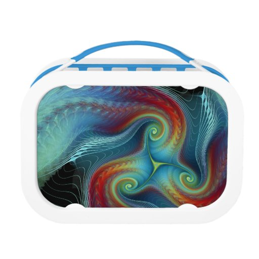 Ethereal veil Lunchbox