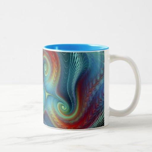 Ethereal veil mug