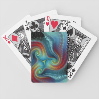 Ethereal veil playing cards
