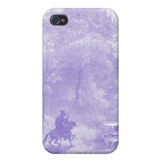 Ethereal Woodcut iPhone Case Covers For iPhone 4
