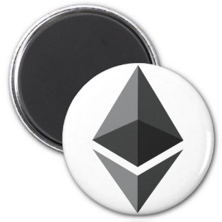 ETHEREUM in Black Magnet