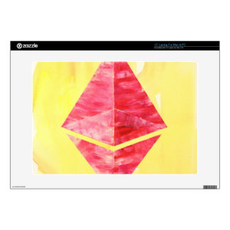 Ethereum Laptop Decal