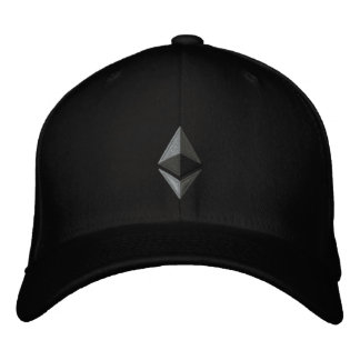Ethereum Logo Flexfit Hat