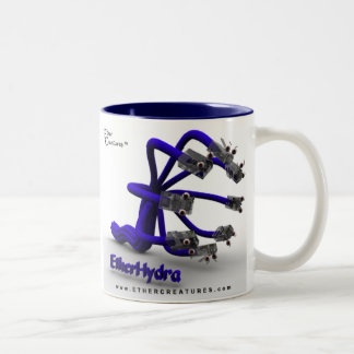 EtherHydraMug Two-Tone Coffee Mug