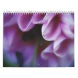 Etherial botánico calendario