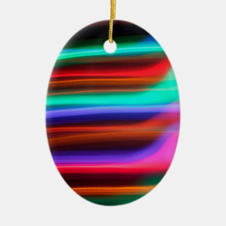 Etherial - Unique Kinetic Art Photography Ceramic Ornament