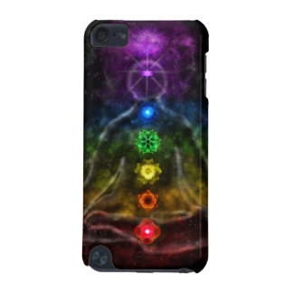 ETHERIC AURA CHAKRA iPod TOUCH (5TH GENERATION) CASE