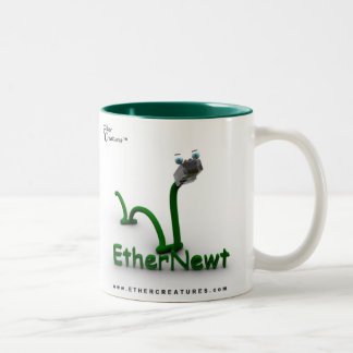 EtherNewtMug Two-Tone Coffee Mug