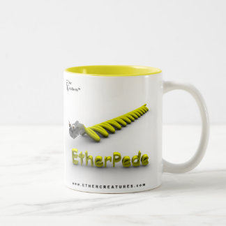 EtherPedeMug Two-Tone Coffee Mug