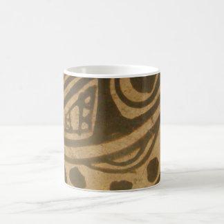 Ethic Museum Bowl Design Coffee Mug