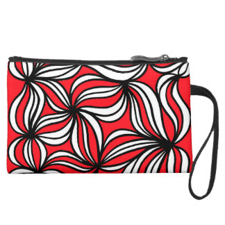 Ethical Friendly Gregarious Diplomatic Suede Wristlet Wallet