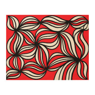 Ethical Friendly Gregarious Diplomatic Wood Wall Art