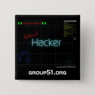 Ethical Hacker Button