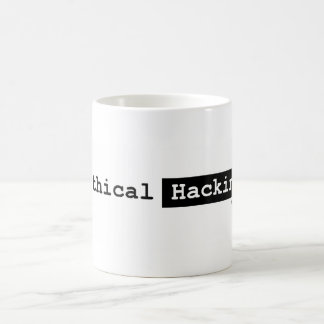 Ethical Hacking Coffee Mug