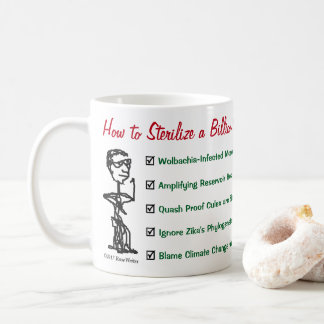 Ethical Scientists Mug by RoseWrites