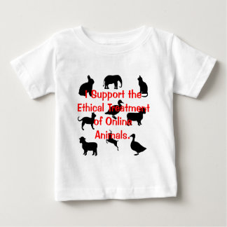 Ethical Treatment Baby T-Shirt