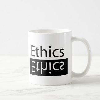 ETHICS COFFEE MUG