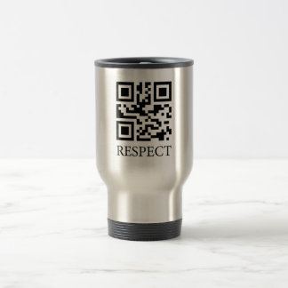 Ethics: Repsect Free Will Travel Mug