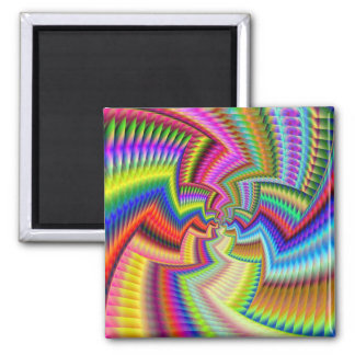 Ethincally Funky Colours Magnet