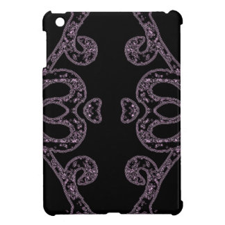 Ethinic dark pattern iPad mini covers