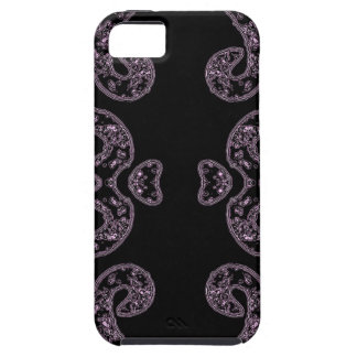 Ethinic dark pattern iPhone SE/5/5s case
